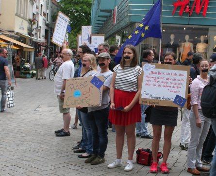 Pulse of Europe Oldenburg_1